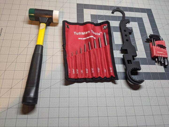 how to assemble an ar 15 upper
