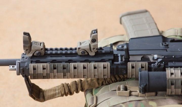 iron sights ar15