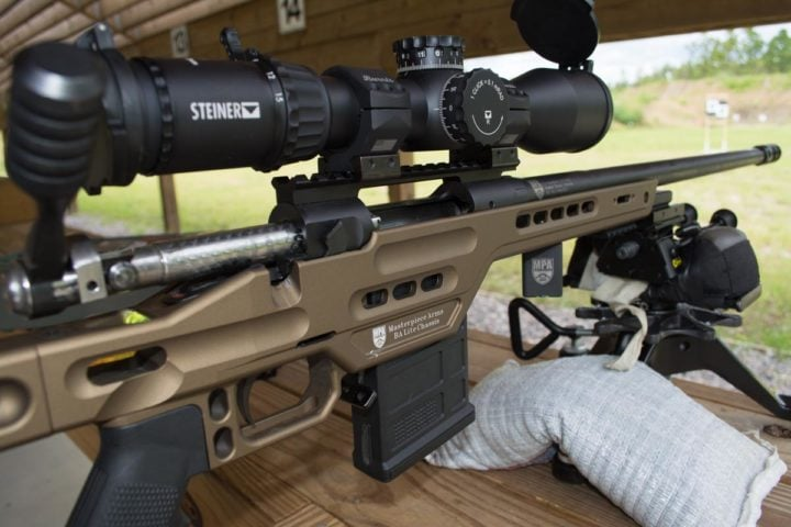 magnification needed for 1000 yards
