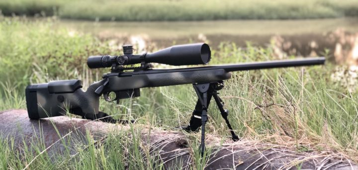 scope magnification for 1000 yards