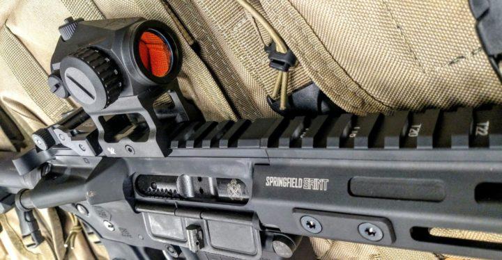shotgun red dot