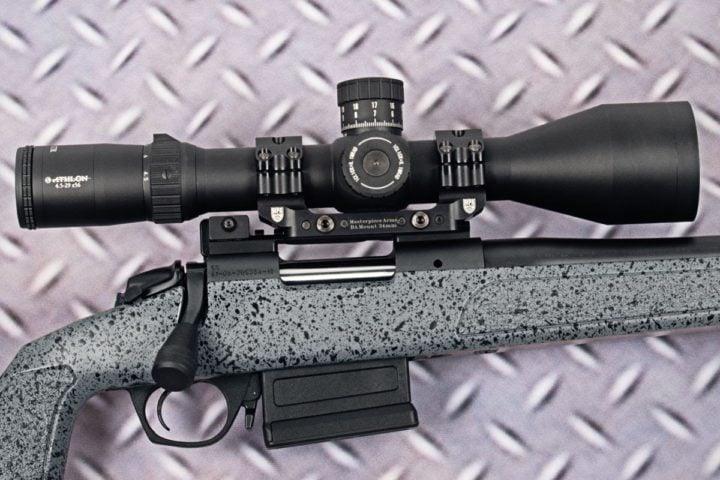 best long range rifle scope for the money