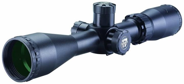 best scope for savage a17