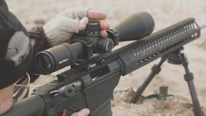 night scopes for coyote hunting