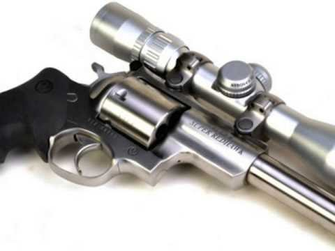 scope for handgun