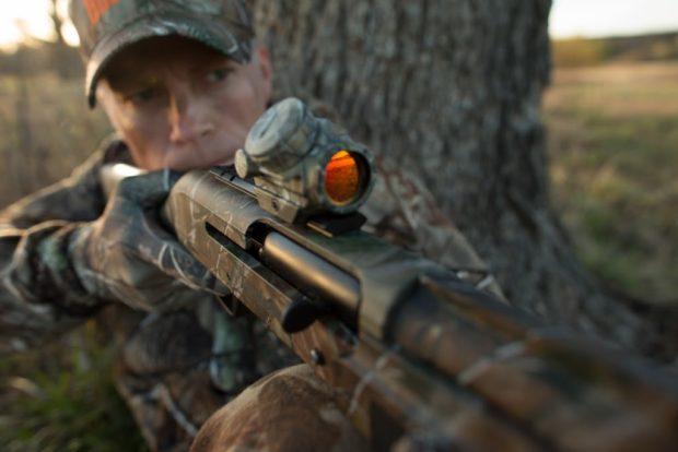 bushnell shotgun scopes