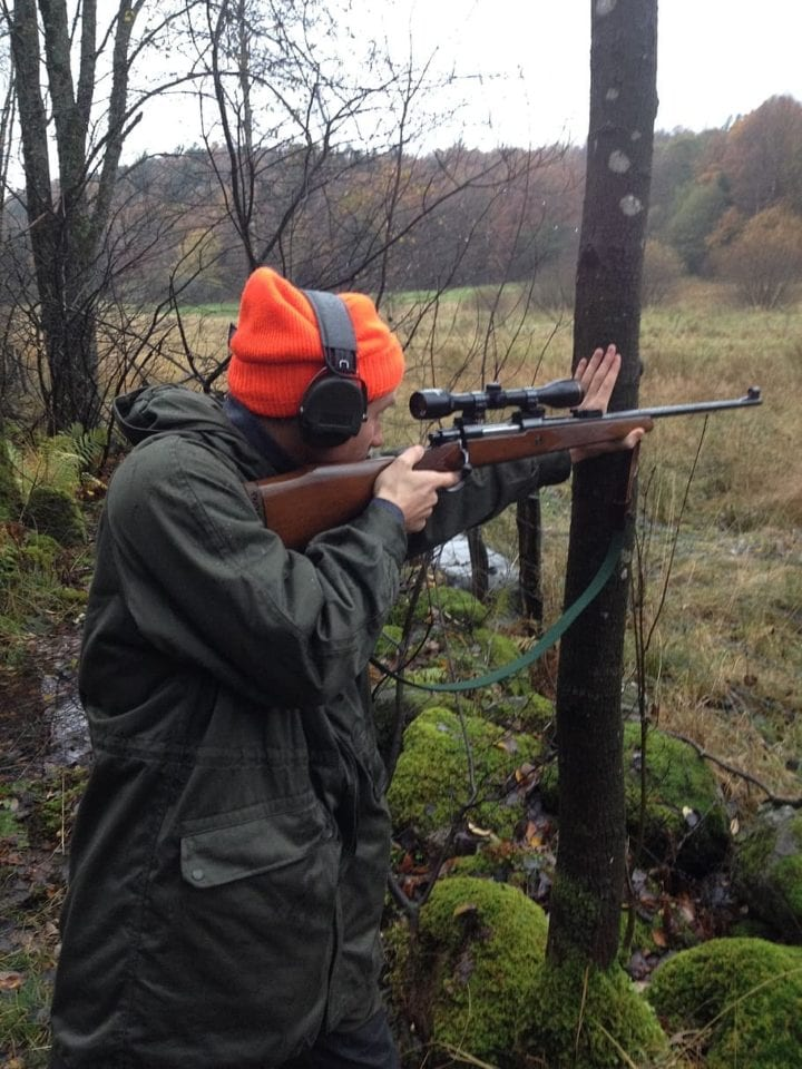 handgun scopes