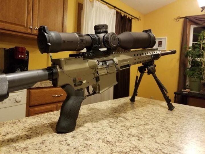 long range scopes for 300 win mag