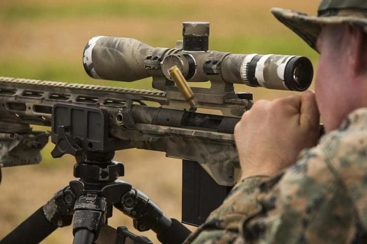 marine shooting