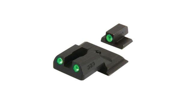 m&p shield sights