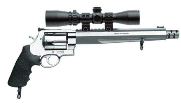pistols with scopes