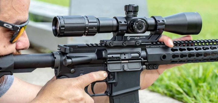 primary arms cantilever mount