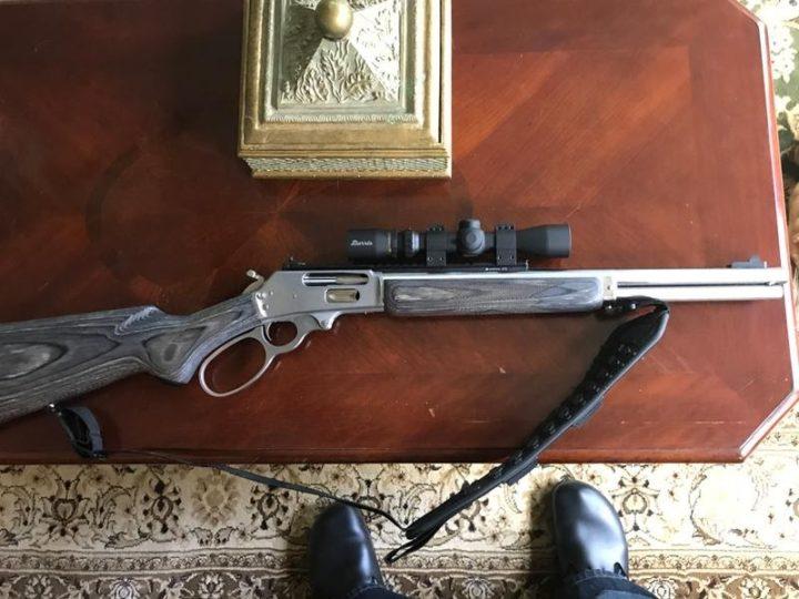 ruger gunsite scout scope