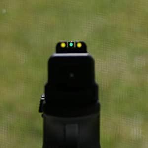 sw shield sights
