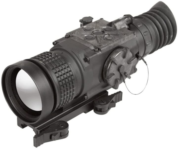 thermal rifle scope reviews