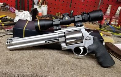 best handgun scopes