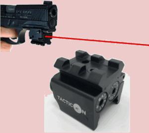 TACTICON Laser Sight