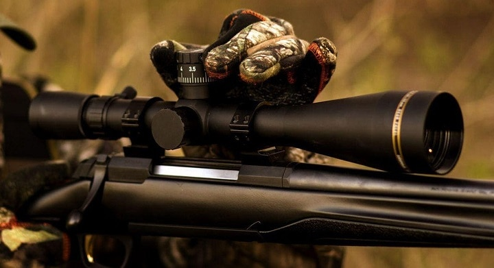 best leupold scope for hunting