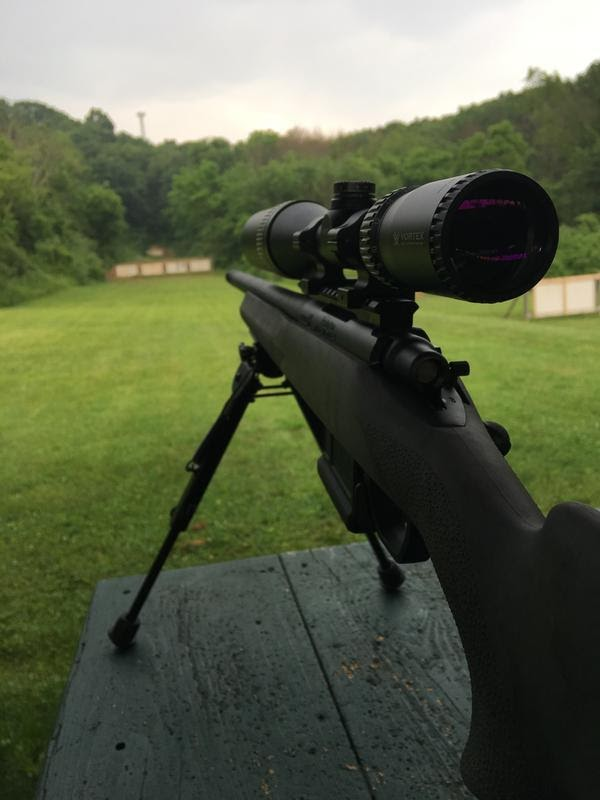 best scope for a 17 wsm