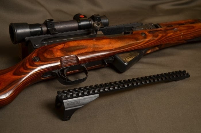 best scope for sks