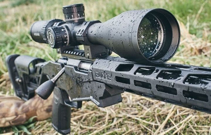 scope for muzzleloader