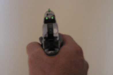 Best Pistol Sights for Old Eyes