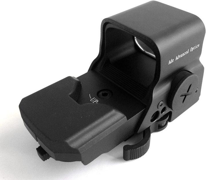 pistol sights for older eyes