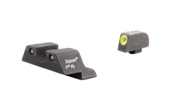 best handgun sights for accuracy