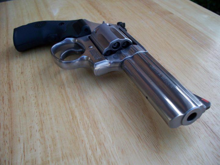 target pistol sights