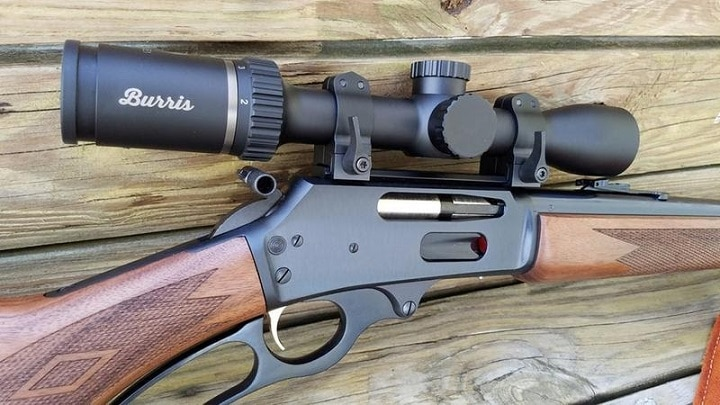 low light rifle scope