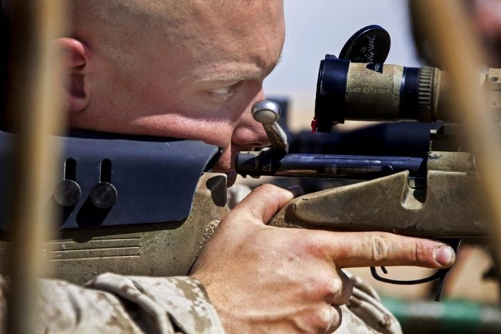 100 yard scope