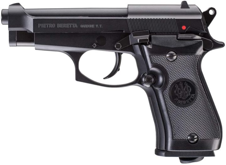 most powerful air pistol in the world