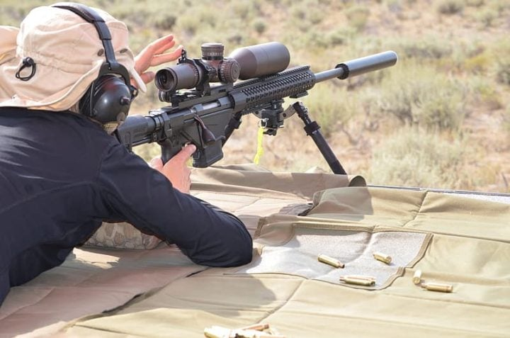 best scope for 100 yards