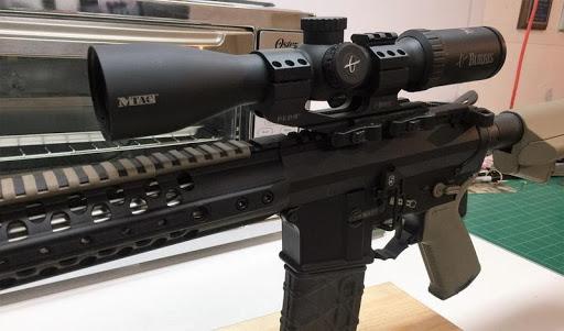 100 yard scopes