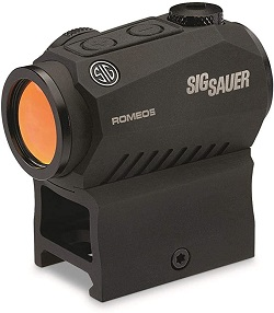 Sig Sauer Romeo5 1x20mm Compact Red Dot Sight
