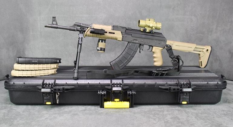 7.62x39 RIFLES (AK-47)
