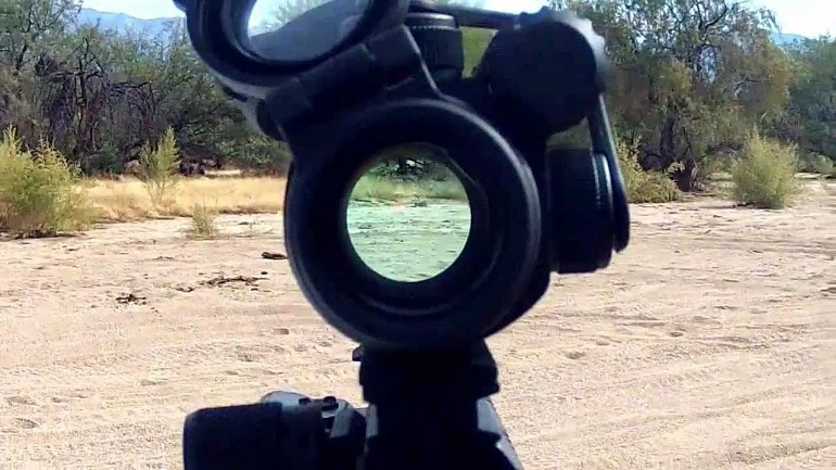 Aimpoint PRO Red Dot Scope