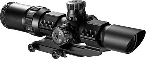 1 to 4 power scope