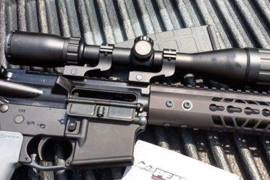 best 3-9x40 scope