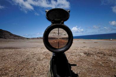 best mil dot scope