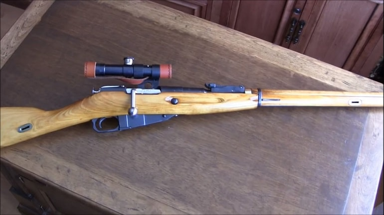 Best Scope for the Russian Mosin-Nagant