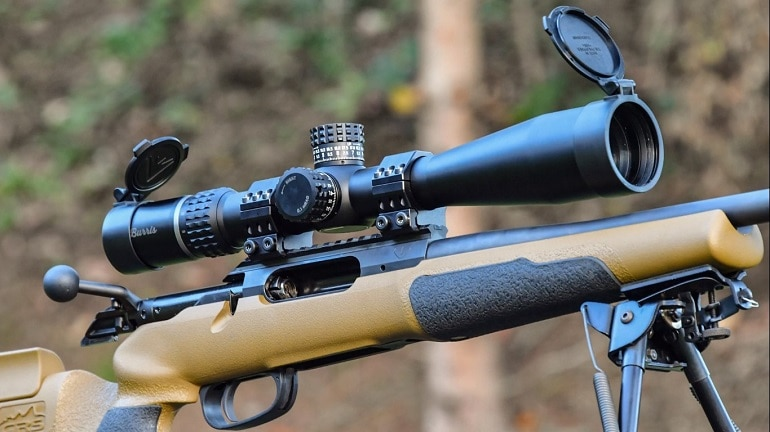 long range scope review