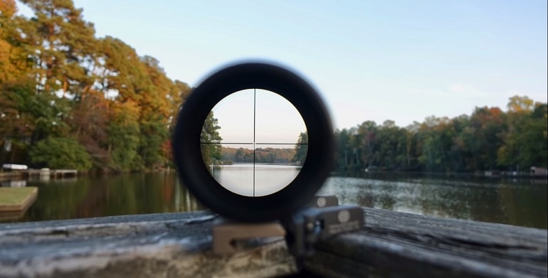 bushnell ar optics 1-4x24 review