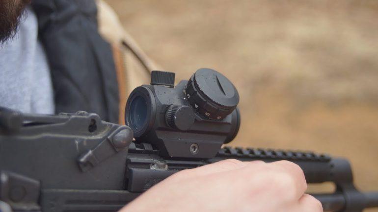 best reflex sights for ar15