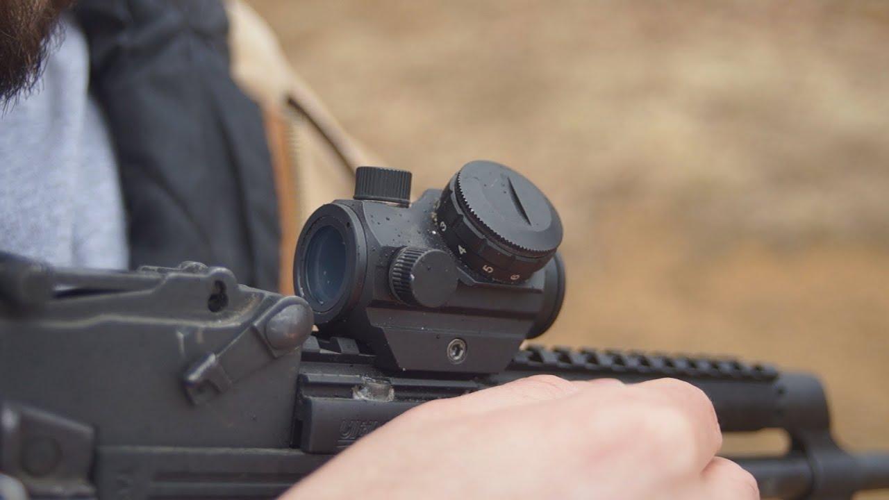 ruger ar 556 scope mount