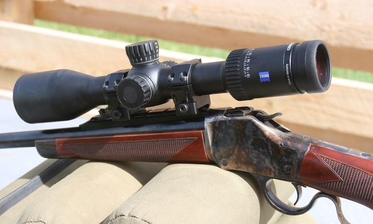 how rifle scopes work