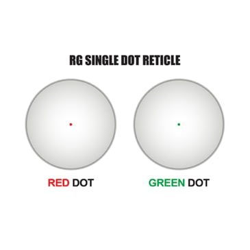 utg red green dot