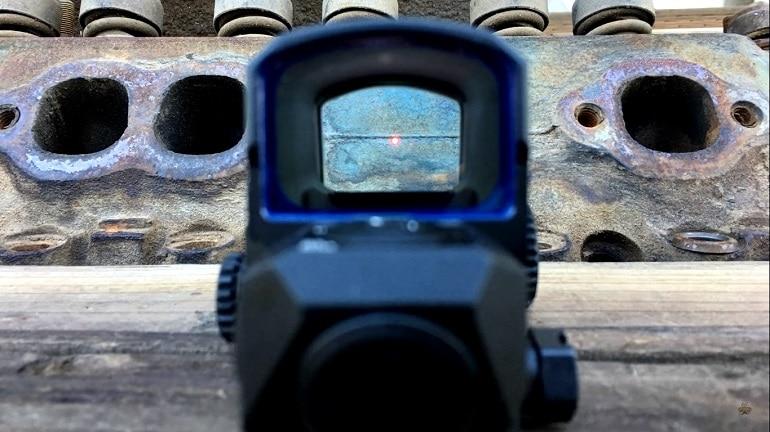 reflex optics