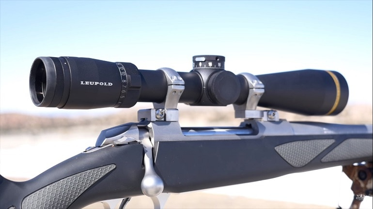 Leupold VX 5HD 3-15X44 Riflescope