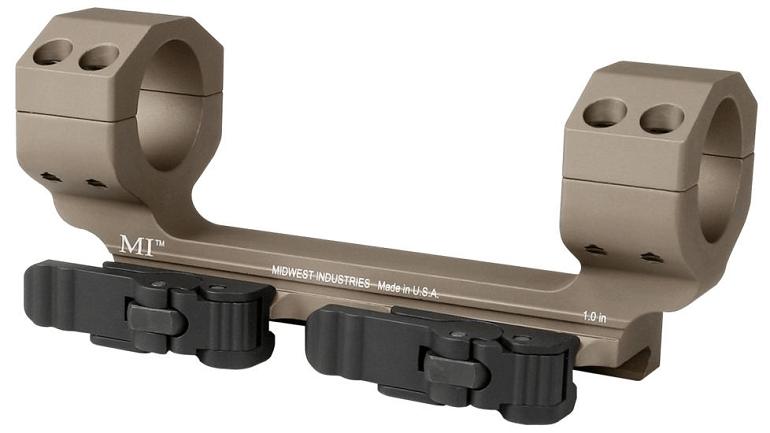30mm quick detach scope mount